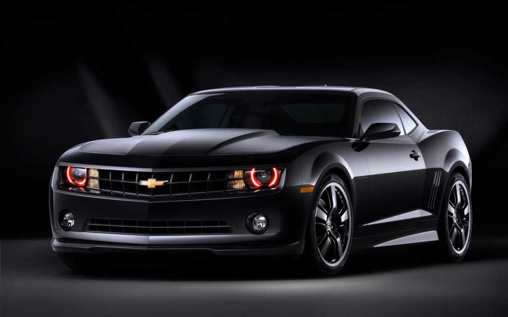 American Muscle Cars - Camaro Wallpaper- HD