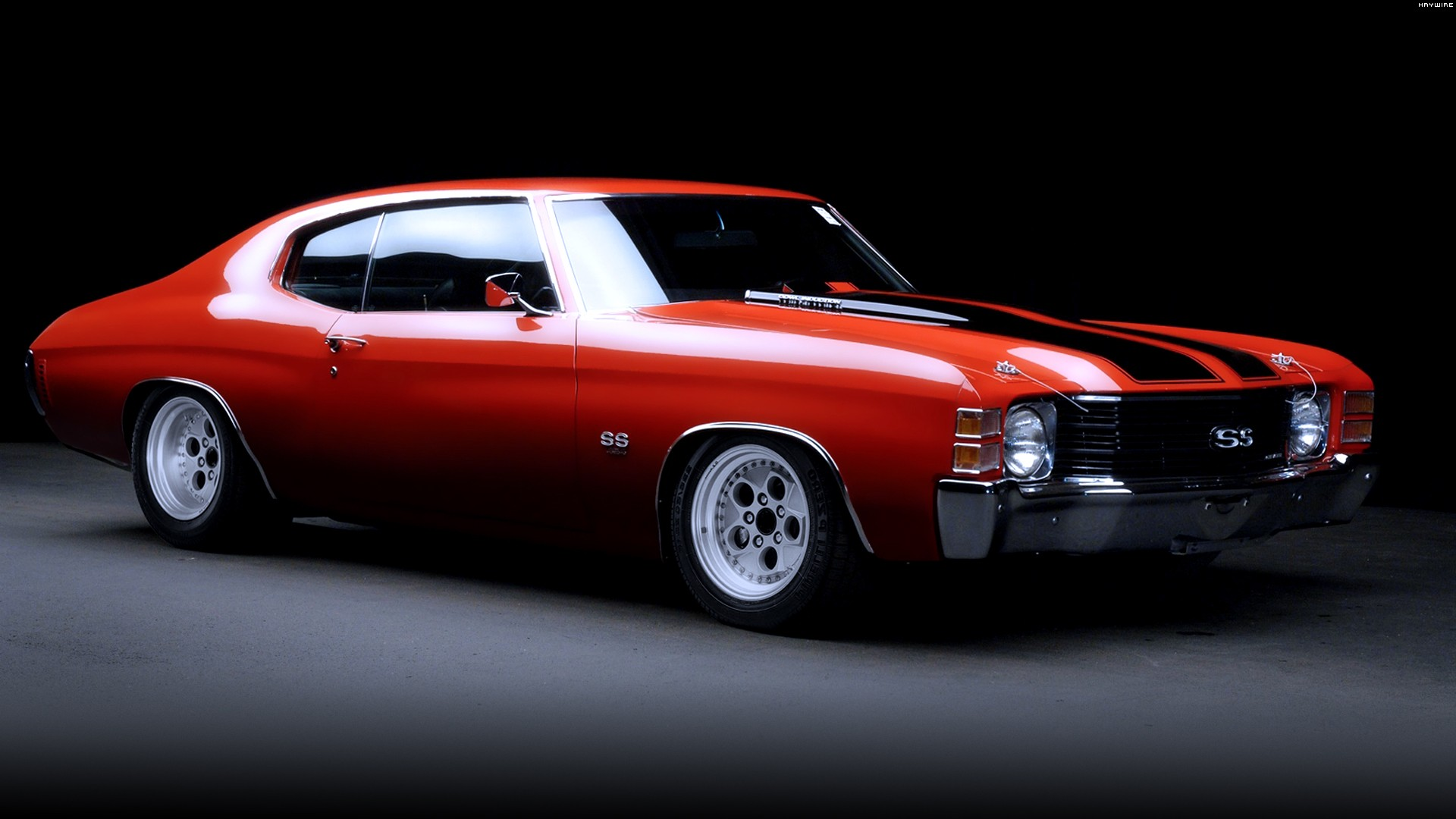 American Muscle Cars – HD – Wallpaper